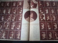GENTE NOSTRA 1933 CROCIERA AEREA DEL DECENNALE ITALO BALBO - Libros, Revistas, Cómics