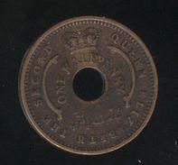 1/2 Penny Nigéria 1959 - Elisabeth II - TTB+ - Nigeria