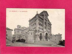 MONACO, La Cathédrale, (Aux Dames De France) - Kathedrale Notre-Dame-Immaculée