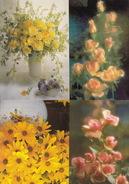 11 LARGE POSTCARDS: FLOWERS / BLUMEN / FLEURES / BLOEMEN - 'Flora Festival'- Holland - Bloemen