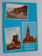 Groeten Uit SCHAFFEN ( Arrazola De Onate ) Anno 1985 ( Zie Foto Details ) !! - Diest