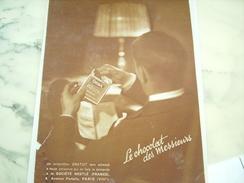 ANCIENNE PUBLICITE CHOCOLAT ORBA DES MESSIEURS NESTLE - Posters