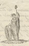 Héraldique PORRENTRUY An 11 Troubles De L'Helvétie - 1801-1848: Precursores XIX