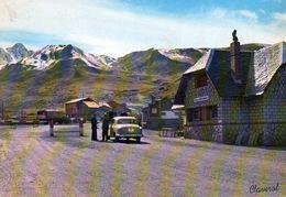 Frontière Franco-Andorrane. Avec Timbre La Sardane (Oblitérée 1963). - Andorra