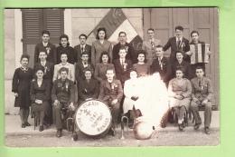 RENAGE - CARTE PHOTO : VIVE La CLASSE 1947  - 2 Scans - Renage