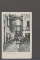 Cpa ,   San Rémo  Via Palma ,  Voyagé - San Remo