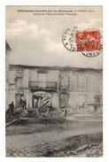 28 EURE ET LOIR - CHATEAUDUN Ruines De L'hôtel Du Grand Monarque - Chateaudun