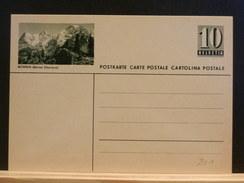 70/001  CARTE POSTALE ILLUSTRE   MURREN - Postwaardestukken