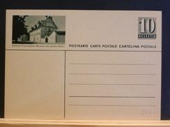 70/003  CARTE POSTALE ILLUSTRE  NAFELS - Postwaardestukken