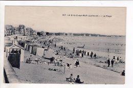 1 Cpa Carte Postale Ancienne - La Baule   La Plage  337 - La Baule-Escoublac