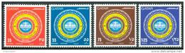 1971 Qatar Unione Postale Araba Set MNH** Pa8 - Qatar