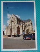 Challans Eglise Sainte Notre Dame De L'Assomption - Les Sables D'Olonne Vendée - CP Couleurs - Challans