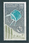 Colonie  Comores PA De 1965  N°14  Neuf Petite Trace Charnière - Komoren (1950-1975)