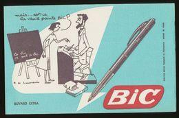 Buvard - LA POINTE BIC - Blotters