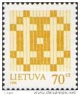 Lietuva Litauen 1998 MNH ** Mi. Nr. 668 I - Lithuania