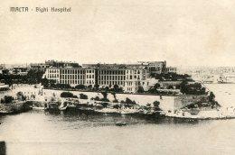 MALTA - Bighi Hospital - Malta