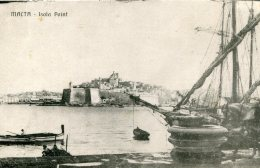 MALTA -  Isola Point - Malta