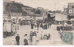 BOULOGNE SUR MER - La Descente De La Plage - Boulogne Sur Mer