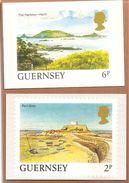 Guernsey. Herm-Fort Grey - Postzegels (afbeeldingen)
