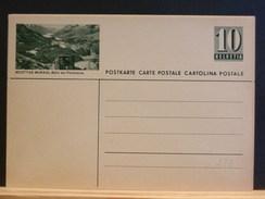 70/283    CARTE POSTALE ILLUSTRE - Stamped Stationery