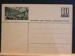 70/289    CARTE POSTALE ILLUSTRE - Stamped Stationery