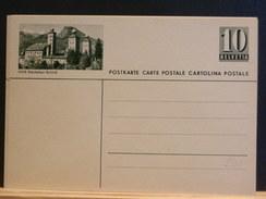 70/290    CARTE POSTALE ILLUSTRE - Stamped Stationery