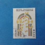 2003 ITALIA FRANCOBOLLO USATO STAMP USED - MUSEO PASTE ALIMENTARI - - 6. 1946-.. Repubblica