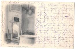 ----- 17 ----- Intérieur De Cordouan La Chapelle - Précurseur Timbre Arraché(aminci) Très Peu Courante - France