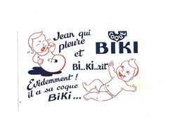 Buvard Biki Coque Pour Enfant - Blotters
