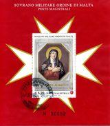 2007 SMOM BF85 USATO - Sovrano Militare Ordine Di Malta