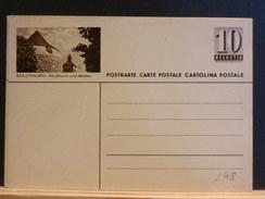 70/298    CARTE POSTALE ILLUSTRE - Stamped Stationery