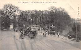 29 - FINISTERE - Brest / 29042 - Vue Générale De La Place Des Portes - Tramway - Brest