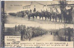 S.Basilio Rovigo La Piena Del Po 1926 Fotocartolina - Rovigo