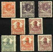1059- Río Oro  Nº 75/76, 99, 101/02, 44, 46, 50. - Rio De Oro