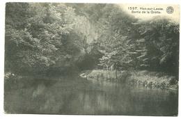Han Sur Lesse Sortie De La Grotte 1597 - Rochefort