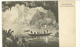 Han Sur Lesse Le Lac D'embarquement - Rochefort