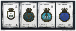 1983 GIBILTERRA SERIE COMPLETA ** - Gibilterra
