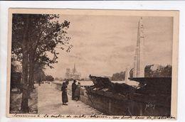 1 Cpa Carte Postale Ancienne - Paris  Pont De La Tournelle - Ponts