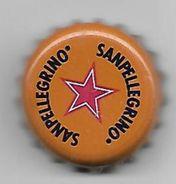 ITALIE / CAPSULE DE BIERE  SANPELLEGRINO - Beer