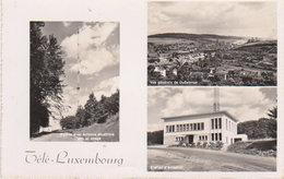 """Dudelange   """" Vue Générale - Station D'émission Télé Luxembourg - Pylône Et Antenne émettrice """" - Dudelange"""