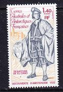 TAAF 1979 Decouverte D'Amsterdam/Sebastian De El Cano 1v ** Mnh (36404) - Franse Zuidelijke En Antarctische Gebieden (TAAF)