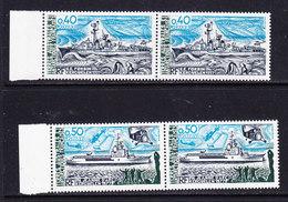Taaf 1977 Ships 2v (pair) ** Mnh (36404F) - Franse Zuidelijke En Antarctische Gebieden (TAAF)