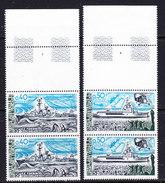 Taaf 1977 Ships 2v (pair) ** Mnh (36404G) - Franse Zuidelijke En Antarctische Gebieden (TAAF)