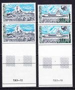 Taaf 1977 Ships 2v (pair) ** Mnh (36404H) - Franse Zuidelijke En Antarctische Gebieden (TAAF)
