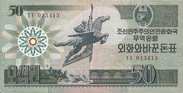 COREE DU NORD 50 WON 1988 VF P 30 - Korea, North