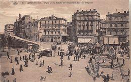 ¤¤ -  ALGERIE  -   CONSTANTINE  -  Place De La Brèche Et Boulevard Joly De Brésillon   -  ¤¤ - Constantine