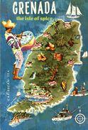 GRENADA THE ISLE OF SPICE - Grenada
