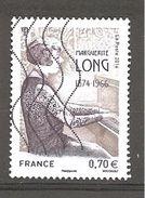 FRANCE - 2016   Y T  N° 5032  LONG Oblitéré - Used Stamps