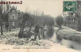 MONTDIDIER VILLA MIREILLE CHEMIN DE L'ABREUVOIR 80 - Montdidier