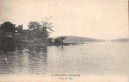 ¤¤ -   GABON  -  A Travers L'Ogolue  -  Coin De Lac      -  ¤¤ - Gabon